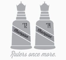 Rulers Once More T-Shirt