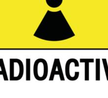 HAZMAT Class 7: Radioactive Sticker