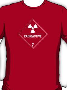 HAZMAT Class 7: Radioactive T-Shirt