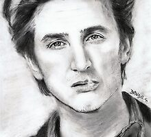 sean penn... pencil by danijelg