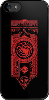 House Targaryen by Olipop