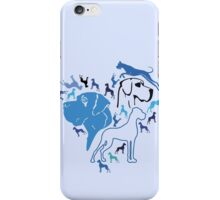 Great Danes  iPhone Case/Skin