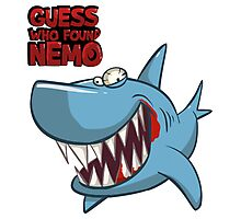 Guess who found Nemo Photographic Print