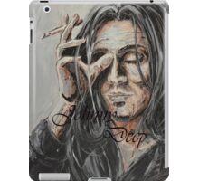 johnny deep iPad Case/Skin