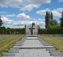 Russian Cemetery - fort Terezín (National Suffering Memorial) by Natas