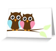 Owl love you Greeting Card