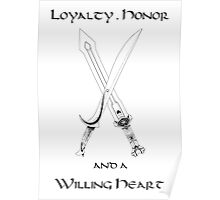Thorin Oakenshield : Loyalty Poster