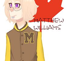Matthew Williams-Highschool outfit  by BillyJoeOprah