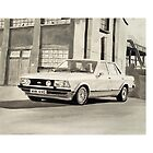 'The Sweeney' Mk.2 Ford Granada 2.8iS by sidfox