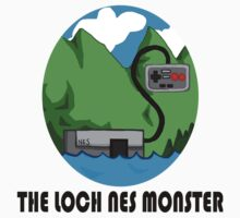 The Loch NES Monster by Constantinoplis