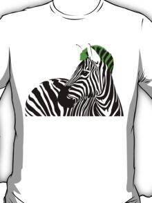 Punk Zebra T-Shirt
