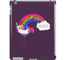 Forever Young Adult Official Tee iPad Case/Skin
