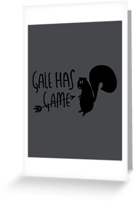 Gale Has Game by 4everYA