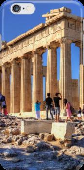 Athenian Temple by Tom Gomez