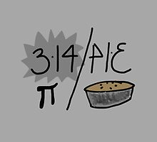 Pi or Pie? by Aaran Bosansko