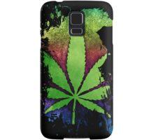 Pot Leaf Samsung Galaxy Case/Skin
