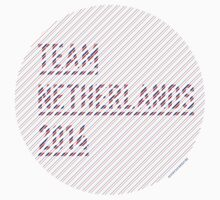 Team Netherlands for the World Cup 2014 by everysaturday