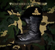 REMEMBER OUR SOLDIERS HEARTFELT TRIBUTE THROW PILLOW by ╰⊰✿ℒᵒᶹᵉ Bonita✿⊱╮ Lalonde✿⊱╮