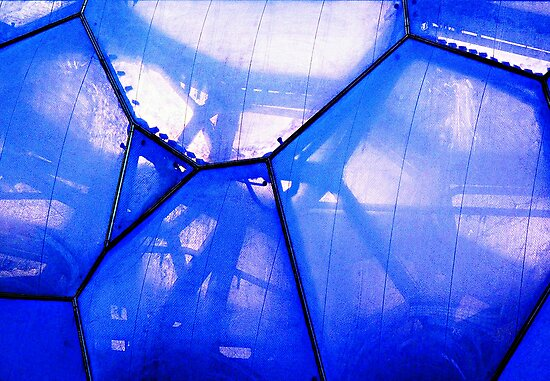Through the Blue © by Ethna Gillespie