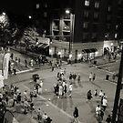 Chattanooga after Joan Jett concert  by GWGantt