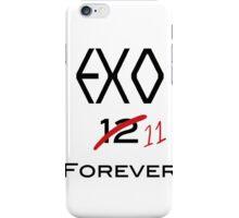 EXO 11 forever iPhone Case/Skin