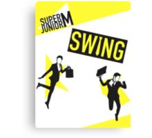 Super Junior- Swing Canvas Print
