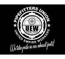 United Empire Workers Union Photographic Print