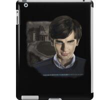 Norman Bates-Bates Motel iPad Case/Skin