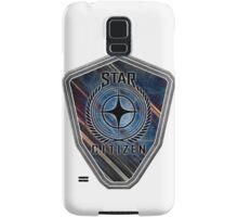 Star Citizen Logo - MultiColour Samsung Galaxy Case/Skin
