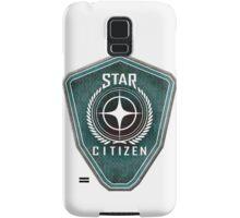 Star Citizen Logo - Green Samsung Galaxy Case/Skin