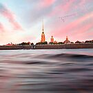 Peter & Paul Fortress by peaky40