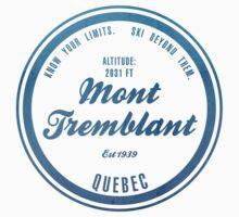 Mont Tremblant Ski Resort Quebec Kids Clothes