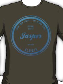 Jasper Ski Resort Alberta T-Shirt