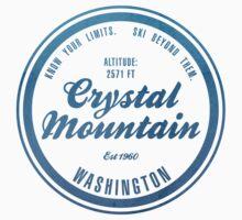 Crystal Mountain Ski Resort Washington Kids Clothes