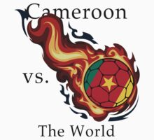 World Cup - Cameroon Versus the World by pjwuebker