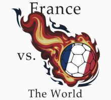 World Cup - France Versus the World by pjwuebker