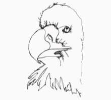 American Eagle by EdwardAlbert
