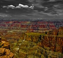 Grand Canyon West Rim by Alec Owen-Evans