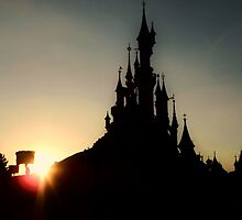Magic Castle by ShiningHoney