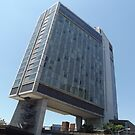 Standard Hotel, High Line, New York City  by lenspiro