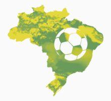 Brasil Soccer by mamisarah