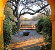 Tumacacori Mission Garden by Linda Gregory