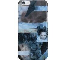 laura - blue iPhone Case/Skin