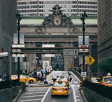 Grand Central Station, NYC by Jasper Smits