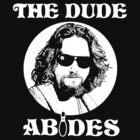 The Dude Abides - The Big Lebowski by Oliver Delander