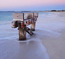 Jurien Bay Nightfall by jamie mackie
