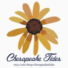 Black Eyed Susan Chesapeake Tides Shirt by chesapeaketides