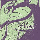 The Alien by andbloom