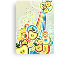 Apples! Canvas Print