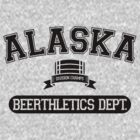 Alaska Beerthletics Dept. by apalooza